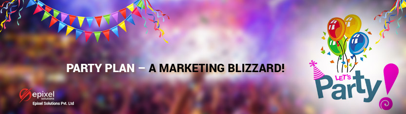 Party plan A marketing Blizzard
