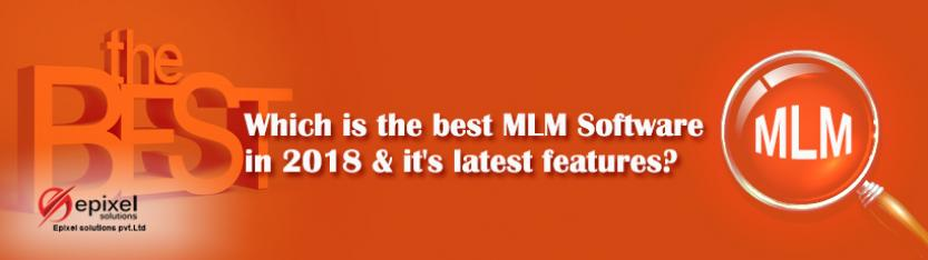 Which is the best MLM Software in 2018 & it's latest features