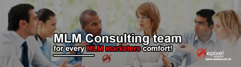 MLM Consulting team for every MLM marketers comfort