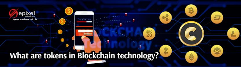 What are tokens in Blockchain technology