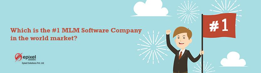 No:1 MLM Software Company in the World